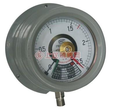 防爆電接點壓力表YX-160-B
