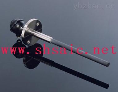喷涂法兰型耐磨熱電偶WRNN2-431