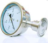 卫生型隔膜壓力表