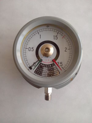 Y-60B-FZ不锈钢压力表