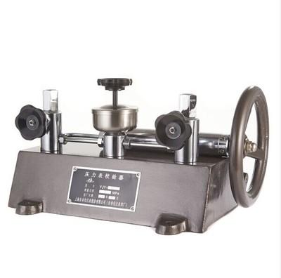 YJY-600A壓力表校驗器