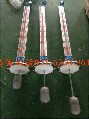UQC高壓磁性液位計