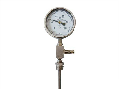 WTYY-1021系列遠傳雙金屬溫度計