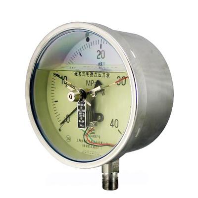 YXC-153B-FZ磁助電接點壓力表