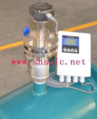液体润滑剂分体电磁流量计