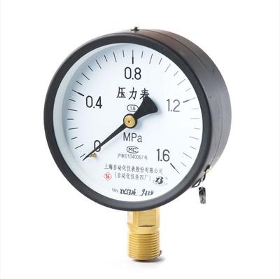 普通壓力表 Y-150 上海自動化儀表四廠普通壓力表 Y-150 上海自動化儀表四廠