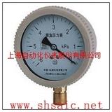 上海自动化仪表厂-Y-63B-F不锈钢压力表(1)