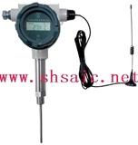 无线智能温度变送器SBWZ-2460T/133,上海自仪