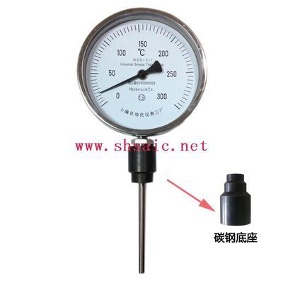 WSS-561可动螺纹双金属温度计
