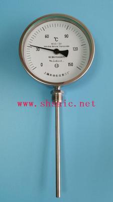 直型内螺纹温度计WSS-411/www.shhzy3.cn