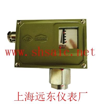0800211D511/7DZ双触点压力控制器-上海自动化仪表厂