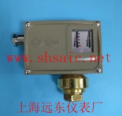 上海自动化仪表-0804800 D500/7D压力控制器0.1-1.6MPaG1/4