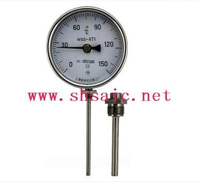 万向型温度计WSS-461F/www.shsaic.net