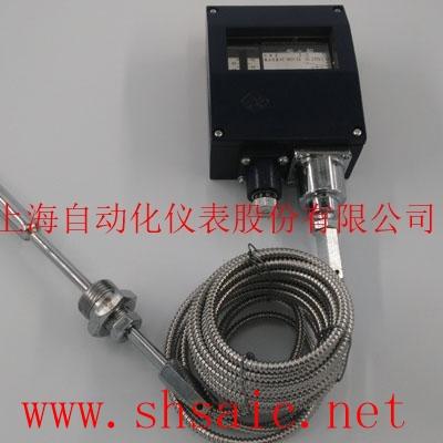 上海自动化仪表厂-90℃WTYK-11B压力式温度控制器