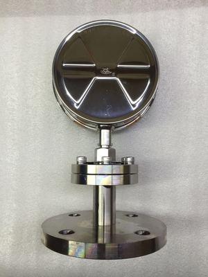 不锈钢耐震隔膜压力表Y-100BFZ/Z/ML/316L
