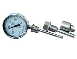 WSS-571热套式双金属温度计