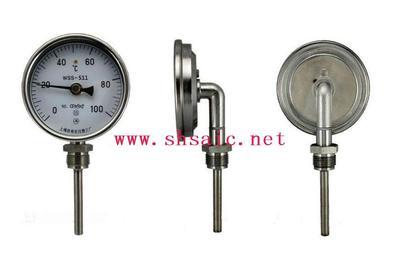 WSS-472不锈钢温度计