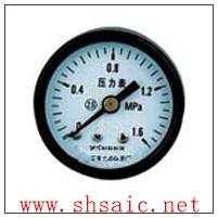 Y-61A-Z抗震压力表