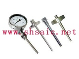 直型热套式双金属温度计WSSX-462