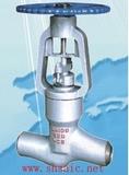 上海自动化仪表-J61H-200高温高压截止阀