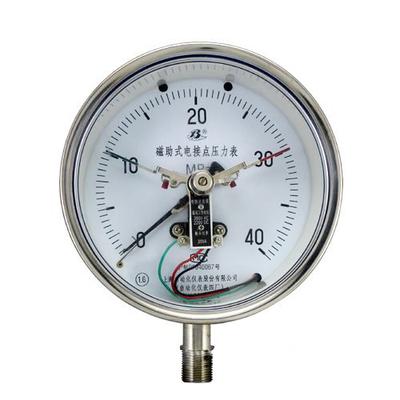 YXC-150B-F磁助电接点压力表