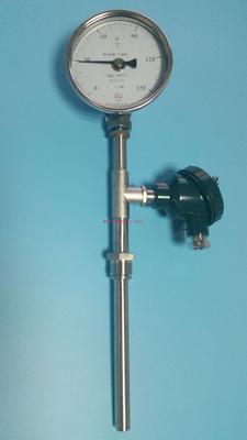 WSSP-461带热电阻式双金属温度计