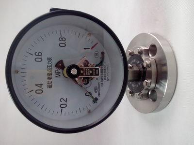 电接点隔膜压力表YXC-100BF/Z/ML/SR/HC