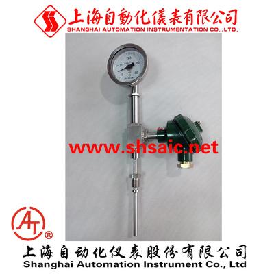 WSSP-483热电阻式温度计-www.shhzy3.cn银河国际网址手机版