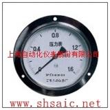 Y-60B-F不锈钢压力表-上海上仪企业