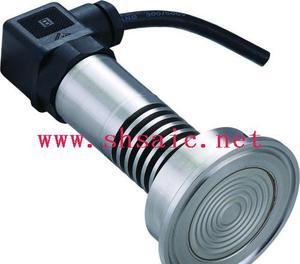 上海仪表股份有限企业隔膜单平法兰远传压力变送器