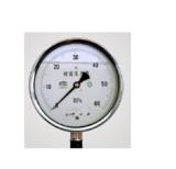 """Y-4""""A1 (A2)抗震压力表"""