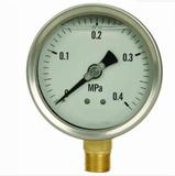 YPF- 100B-F 不锈钢膜片压力表