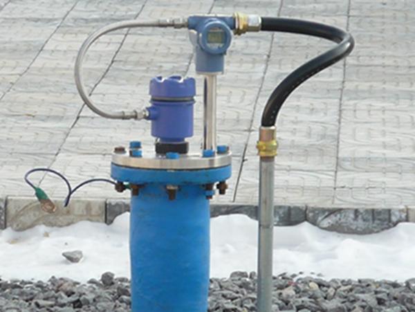 3151DP液位仪表现场应用